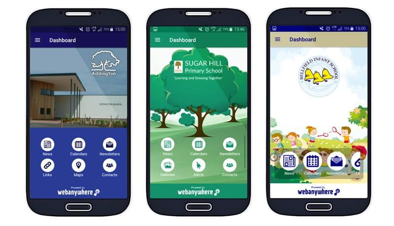 school mobile apps