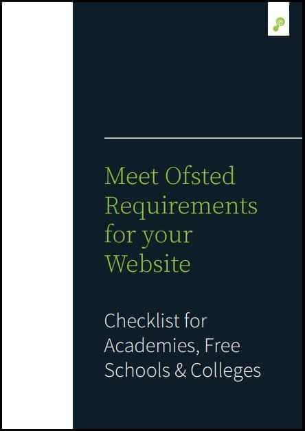 ofsted requirements academies free schools colleages