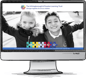 The Irthlingborough & Finedon Learning Trust (Splash Page) - http://www.irthlingborough-inf.northants.sch.uk/