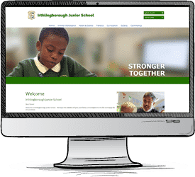The Irthlingborough & Finedon Learning Trust - http://www.irthlingborough-jun.northants.sch.uk/home